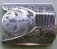 Jagdgravurornamentik- Akanthus nach Vorlage